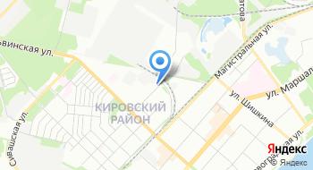 Партнерство Шаврин и Годовалов на карте