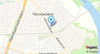 Чесноковский детский дом для детей-сирот и детей на карте