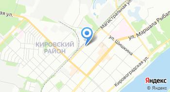 Городская стоматологическая поликлиника №7 Ортопедическое отделение на карте