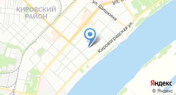 МКУ Управление муниципальным жилищным фондом города Пермь на карте
