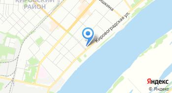 Кировский отдел управления ЗАГС администрации города Перми на карте