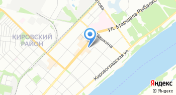 Фундамент-Пермь на карте