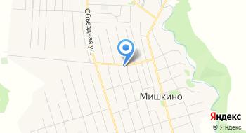Мишкинская районная ветеринарная станция на карте