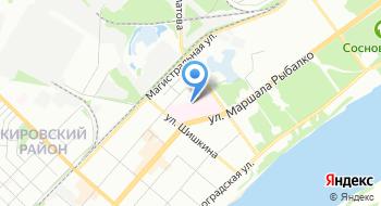Городская клиническая больница №21 Родильный дом на карте