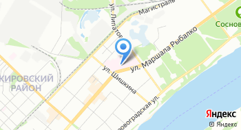 Городская клиническая больница № 21 на карте