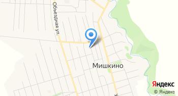 ОГИБДД ОМВД России по Мишкинскому району на карте