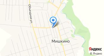 Мишкинская районная ветеринарная станция РБ, ГБУ на карте
