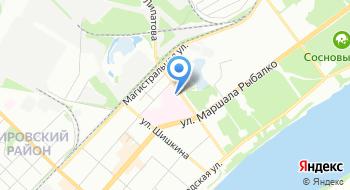ГБУЗ ПК городская поликлиника № 12 Травмпункт на карте