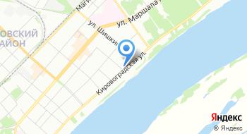 Видикон на карте