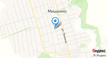Магазин, ПО Мишкинское на карте