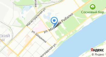 Сервисный центр Сокол на карте