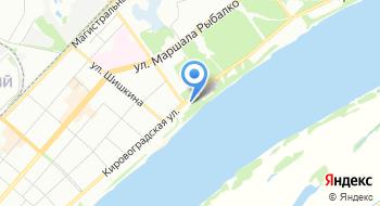 Отдел УФМС России по Пермскому краю в Кировском районе г. Перми на карте
