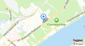Интернет-магазин Асония-Пермь на карте