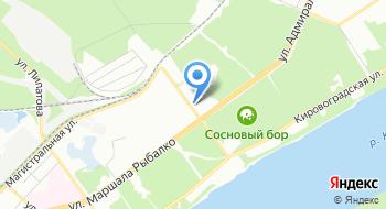 Западный территориальный отдел Управления Роспотребнадзора по Пермскому краю на карте