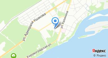 Краевой Детский центр Фтизиопульмонологии поликлиника на карте