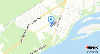 Отделение длительного пребывания для детей с Овз № 2 ГКУ ПК Сон Цпд города Перми на карте