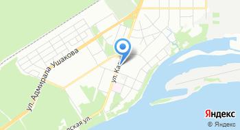 Ресторанный комплекс Парус на карте