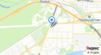 ГБУЗ Пермского края городская поликлиника №12 Женская консультация на карте