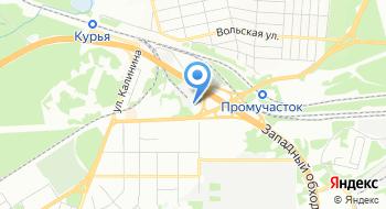 СтартАвтоГаз на карте