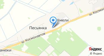 Автоцентр Ford Уралавтоимпорт на карте