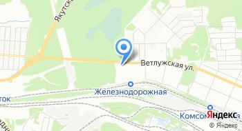 Интернет-магазин Фунтик на карте