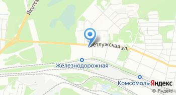 Сайтвсрок.рф на карте