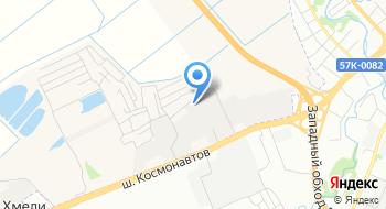 Компания Заготконтора на карте