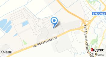 Группа Партнер Пермь на карте