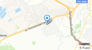 Компания Автоснаб на карте