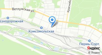 Интернет-магазин Ночная лилия на карте