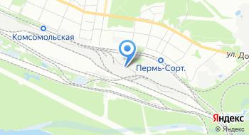 Компания Магистраль-Сервис на карте