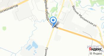 ТехноГазСервис на карте