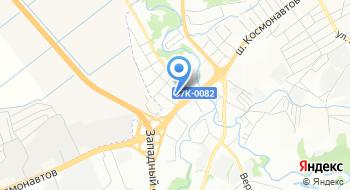 MetWood на карте