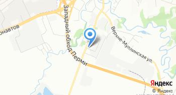 Лукойл-Транс ТПУ г. Пермь на карте