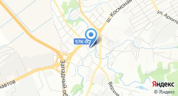 Территориальная избирательная комиссия Пермского муниципального района на карте