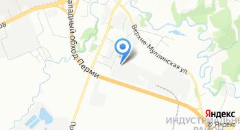 Линде Уралтехгаз на карте