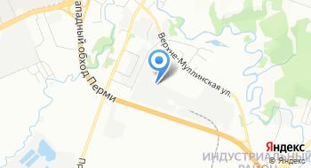 ПермАвтоТрак-Сервис на карте