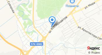 Вега-Моторс KIA Пермь на карте