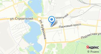Сстоматологическая клиника Юникс на карте