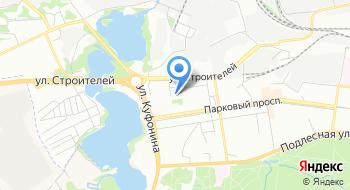 Магазин Медтехника на карте
