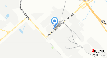 Фирма Интерпартнер на карте