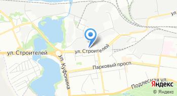 Компания Древо на карте