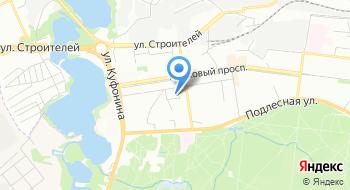 ГБУЗ ПК Городская клиническая поликлиника №4, подразделение Женская консультация №1 на карте