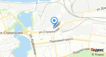Компания Пермпромснаб на карте