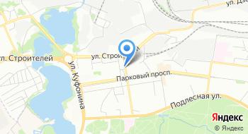 Автокомплекс18А на карте