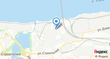 Ураллитпром на карте