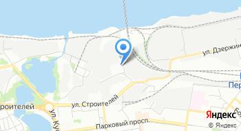 Компания Информконтакт на карте