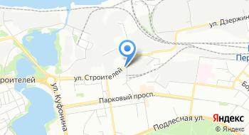 Тайгета на карте