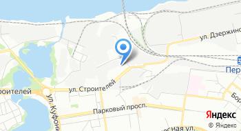 Бензоинструмент на карте