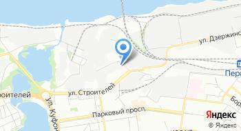 ЛифтТрейд на карте